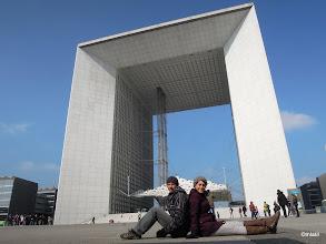 Photo: La Défense