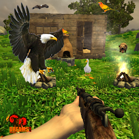 Realistic Wild Birds Hunting
