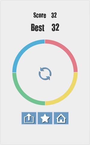 android Insane Wheel-Spinny Circle Screenshot 6