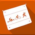 My Triathlon Bib (Free) icon