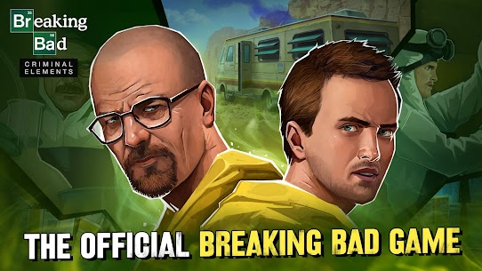 Breaking Bad: Criminal Elements 1