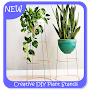 Creative DIY Plant Stands APK icon