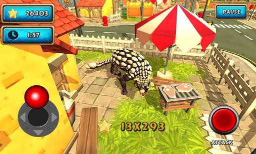 Dinosaur Simulator: Dino World  screenshots 3