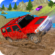 Offroad Prado Jeep Driving Game 3D‏