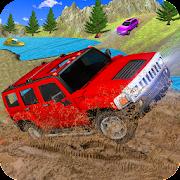 Offroad Prado Jeep Driving Game 3D