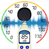 DB Sound Meter: Measure Noise Level- Decibel Meter