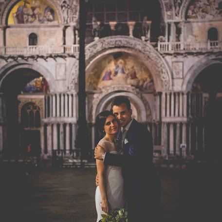 Wedding photographer Barbara Bigaro (bigaro). Photo of 01.07.2017
