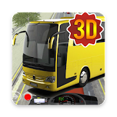 Telolet Bus 3D Traffic Racing