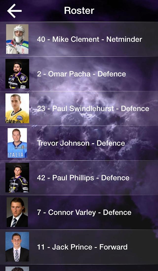 Manchester Storm- screenshot