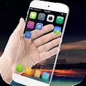 Transparent Screen - Prank icon