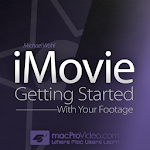 Get Started Course For iMovie Icon