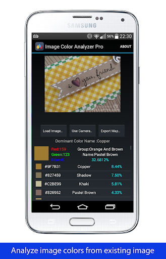 Image Color Analyzer Pro+