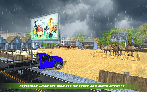 Tiger Transport Simulator Wild 3D screenshots 3