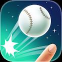 Flick Hit Baseball : Home Run icon