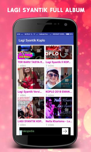 Lagu Lagi Syantik ~ Siti Badriah 1.0.0 screenshots 1