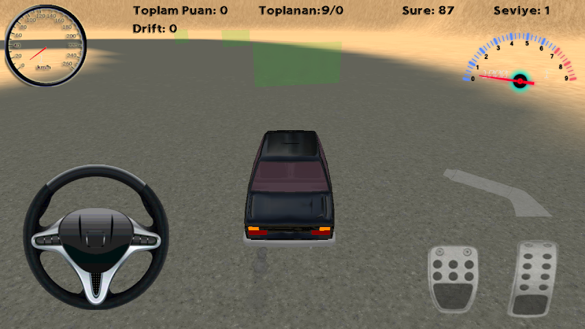 android Drift Mania - Crazy Drift Race Screenshot 1