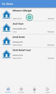 Go Donate Apk Download the latest version 3