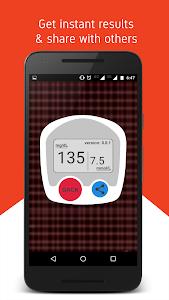 Blood Sugar Checker (Prank) screenshot 2
