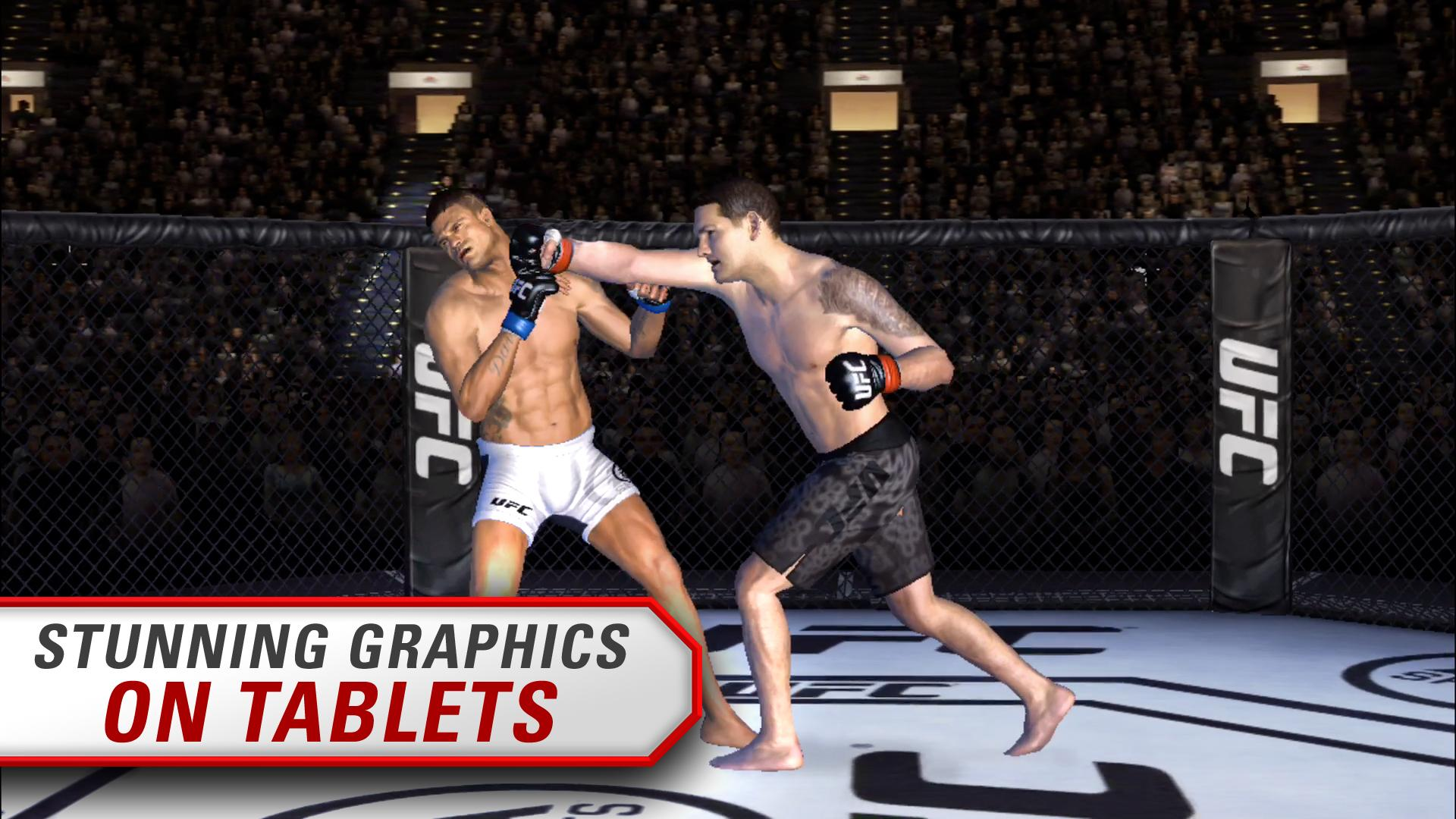 EA SPORTS UFC® screenshot #7