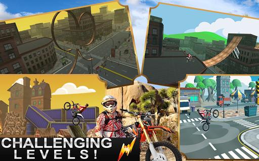 Real Bike Stunts Trial Bike Racing 3D game apkmr screenshots 5
