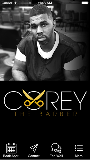 Corey The Barber