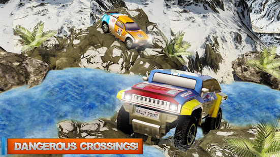 Offroad Jeep Extreme Driving Simulator - náhled