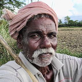 by Debashis Dey - People Portraits of Men