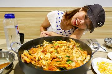 惡魔韓式餐廳