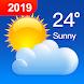 天気 - 最も正確な天気アプリ