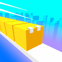 Cube Snake 3D icon