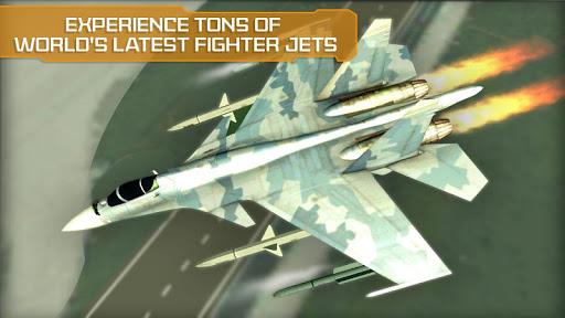Air Force Surgical Strike War - Fighter Jet Games  screenshots 3