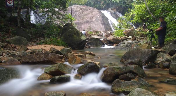 Pulai Waterfall