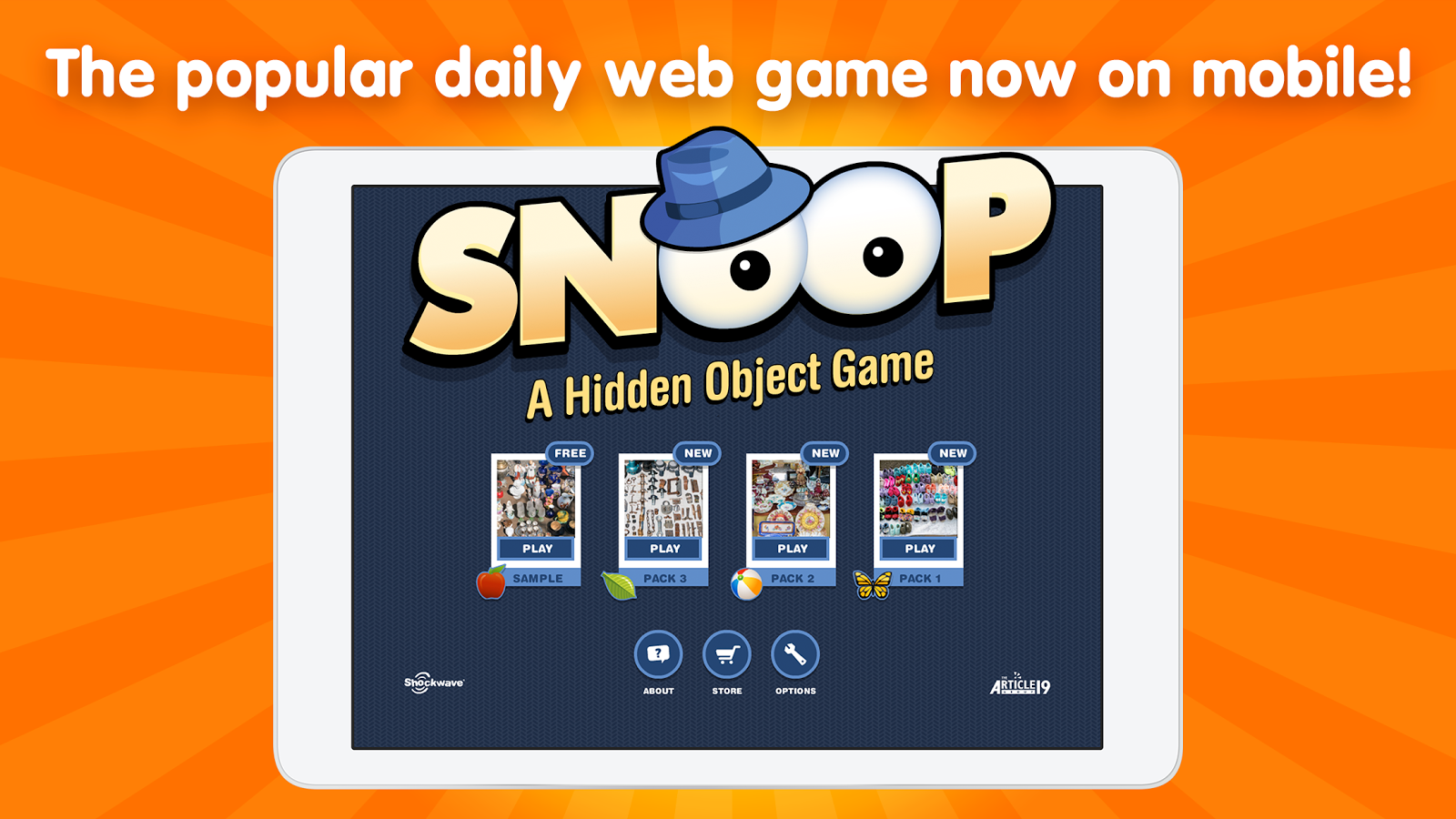 hidden object games shockwave daily snoop