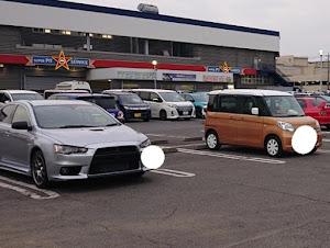 ランサーエボリューション X プレミアム 2012年のカスタム事例画像 Yukiさんの2020年02月29日17:27の投稿