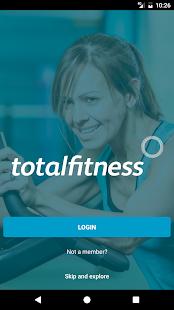 Total Fitness UK - náhled