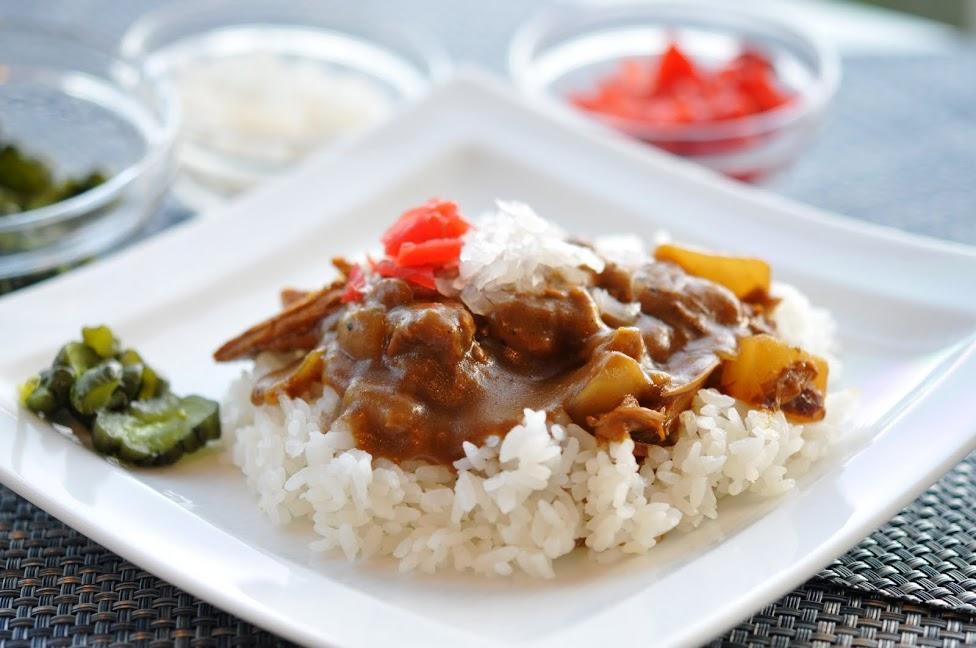 japońskie potrawy, Kare Raisu