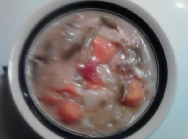 Crock Pot Chicken Stew Recipe