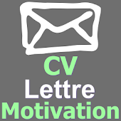 CV et lettres de motivation
