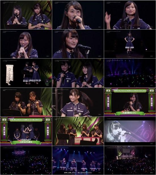 (TV-Music)(720p+1080i) けやき坂46(ひらがなけやき)初単独イベント!ひらがなおもてなし会 161127