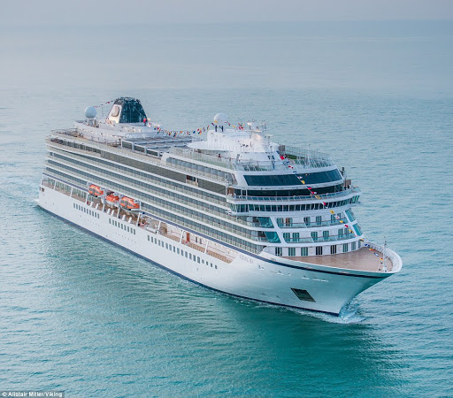 viking-sea.jpg - Viking Sea, the second ocean ship from Viking, carries 930 passengers in comfort and style.