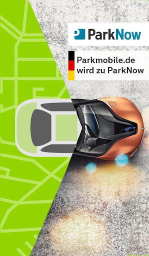 Parkmobile Handy Parken screenshot 1