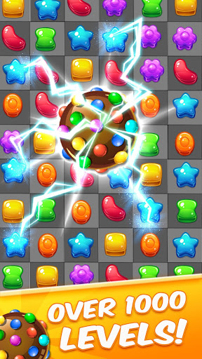 Cookie Crush Match 3 screenshot 1