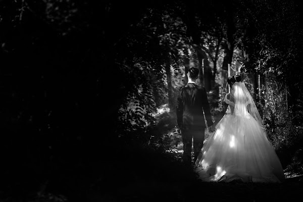 Wedding photographer Beáta Angyalosi (captureit). Photo of 22.12.2016