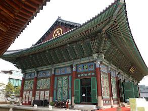 Photo: Jogyesa Buddhist temple
