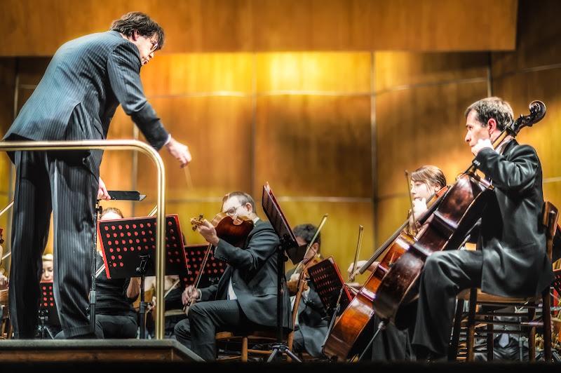 Il Direttore e il Primo Violoncello di Alessandro Alessandri
