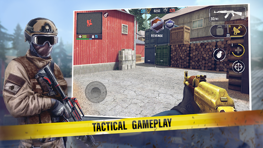 Modern Ops - Action Shooter (Online FPS) screenshot 7