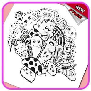 Doodle Art Worlt - náhled