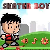 Skater Boy 2D