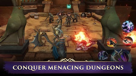 Darkness Rises APK screenshot thumbnail 7