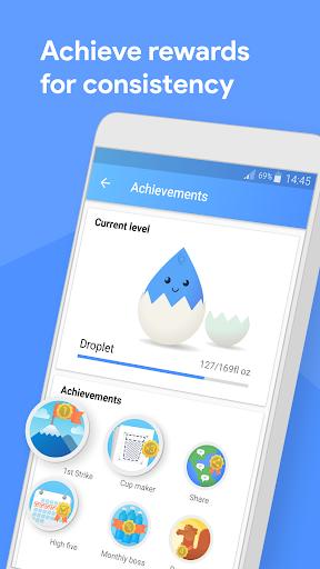 Drink Water Reminder - Water Tracker and Diet 1.23 Screenshots 6